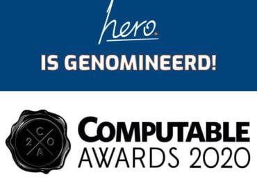 Computable nomineert Hero